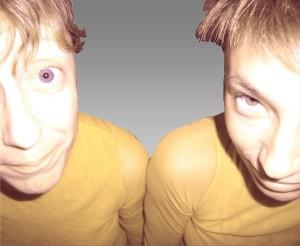 due tipe - selfie
