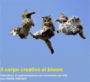il corpo creativo bloom per sito